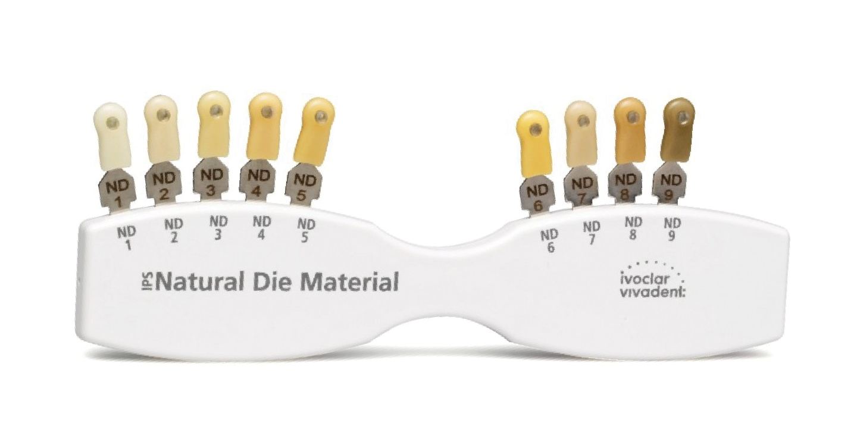 Natural Die Material