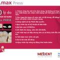 10 lí do nên chọn sử dụng EMAX PRESS