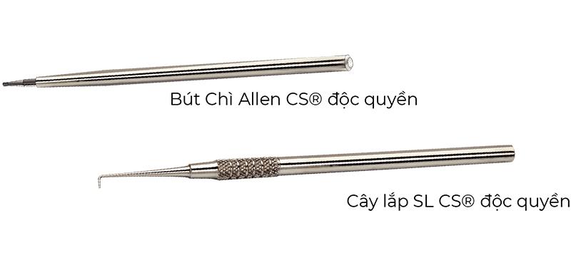 CS4 giải pháp điều trị khớp cắn hạng II & II dụng cụ