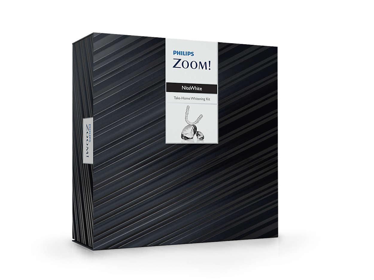 Vật liệu tẩy trắng răng Philips Zoom Nitewhite