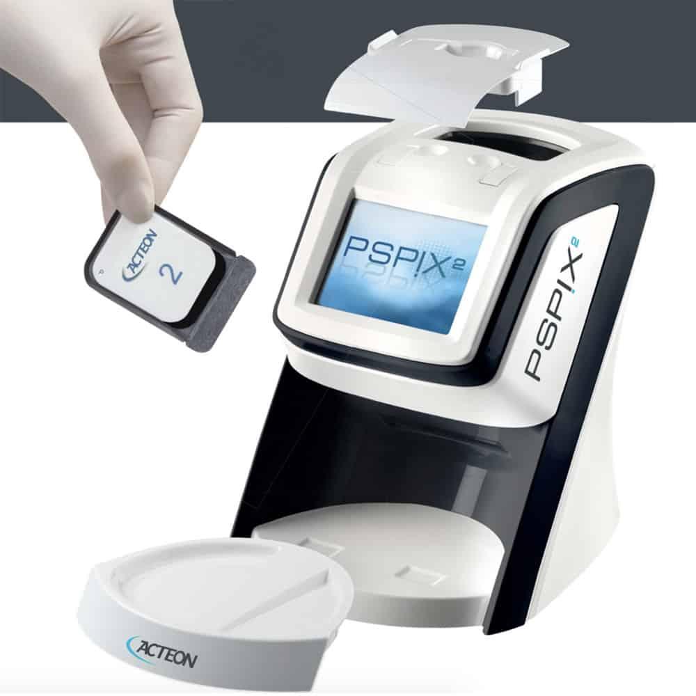 Máy X-quang kĩ thuật số PSPIX2