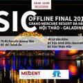 SIC OFFLINE LẦN 4 – FINAL 2019