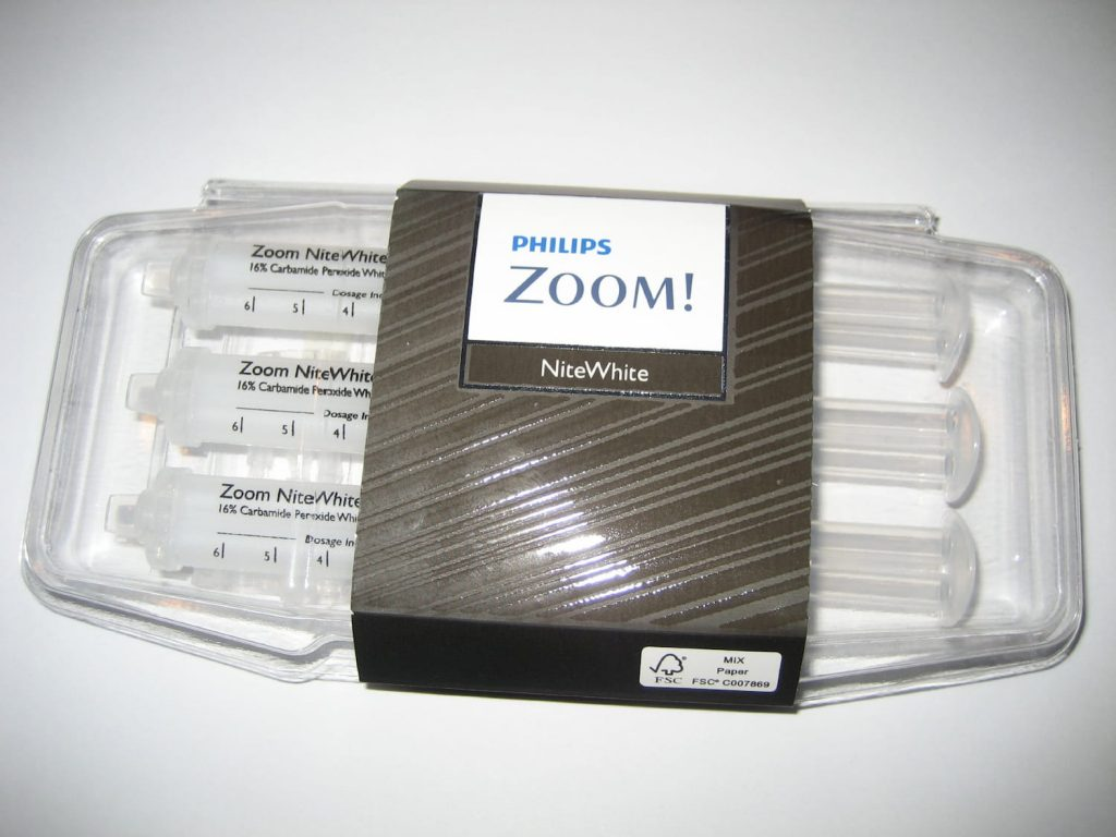 tẩy trắng răng Philips Zoom