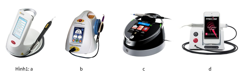 Các loại máy laser diode truyền thống trong nha khoa